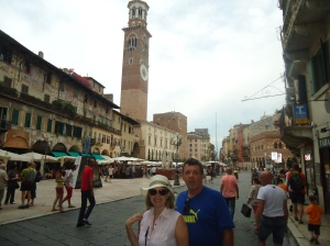 passeando em Verona