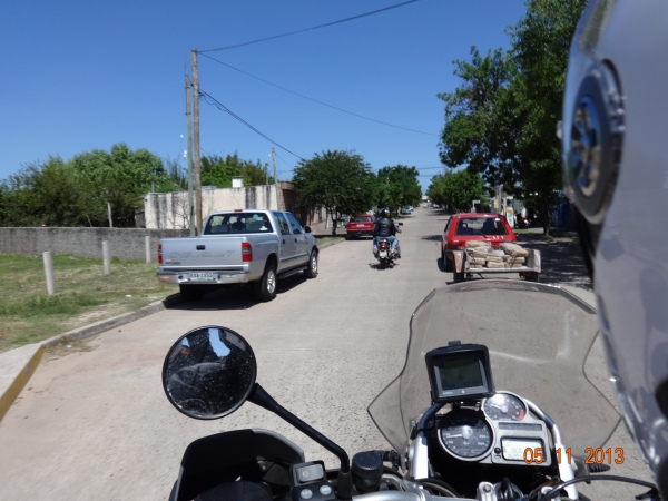 passeando em Tacuarembó