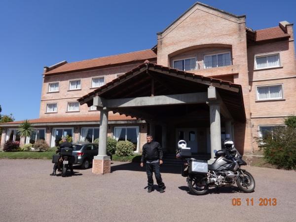 Em Hotel Carlos Gardel Tacuarembó UY