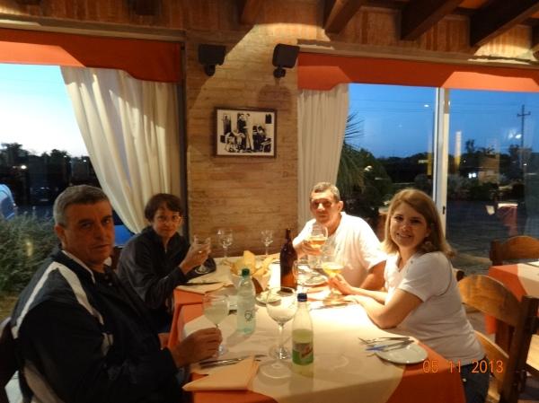 jantando com o Heitor e Nelci: Carne Uruguaia,..