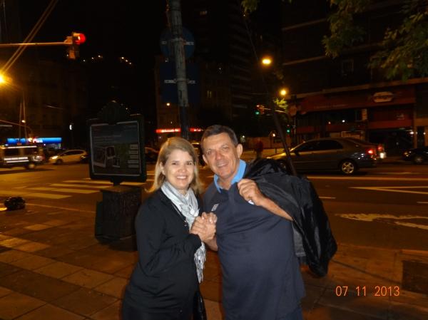 passeando em Buenos Aires
