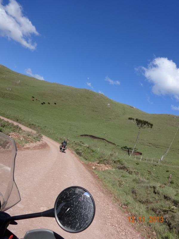 Rota dos Campos de cima da serra (Cambará do Sul - RS a Sao Joaquim SC