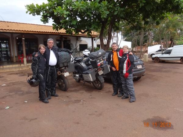 Chegando a Campo Grande