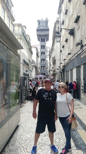 Lisboa é fantastica