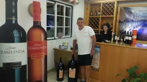 Vinicola Dona Ermelinda em Palmela