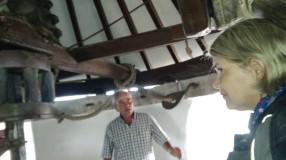 Seu Jorge, no Monho da Quintinha em Santiago de Caém