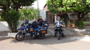 Saida em Campo Grande