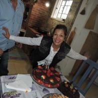 Adriana, cunhada preferida de Portugal!